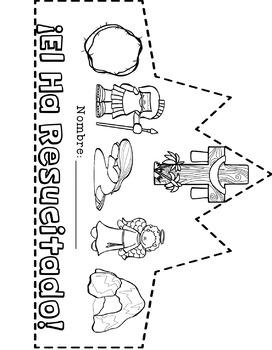 EASTER ACTIVITIES IN SPANISH