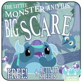 FREE EBook and Activity Sheets - The Little Monster and hi
