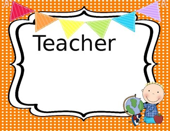 It is a picture of Exhilarating Free Printable Classroom Name Tags