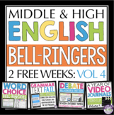 FREE ENGLISH BELL RINGERS - VOL 4