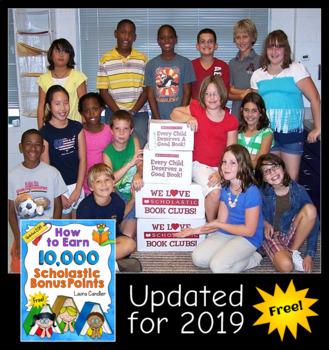 FREE How to Earn 10,000 Scholastic Bonus Points (2019)