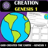 Days of Creation | God Made the Earth