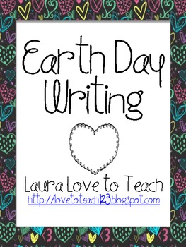 FREE Earth Day Writing