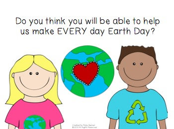 FREE Earth Day is EVERY Day Book