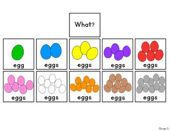 FREE Easter Activity - Building Sentences