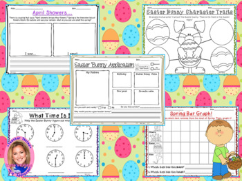 FREE Easter Activity Pack!