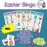 FREE Easter Bingo