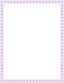 "FREE Easter Color Frames | Letter Size: 8.5"" x 11"" 