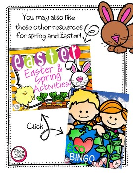 FREE Easter Colour By Number