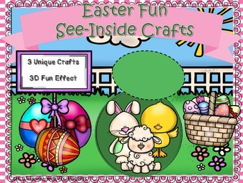 FREE Easter Crafts
