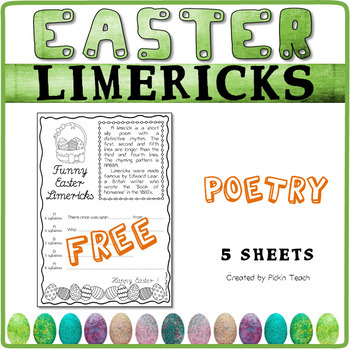 free easter limericks poetry free easter limericks poetry - 30 Limerick Examples Funny Cooperative
