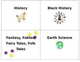 {FREE} Editable Book Bin Labels