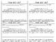 FREE Editable Digital Work Student Score Sheet