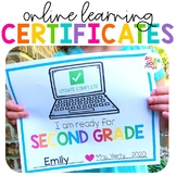 FREE Editable End of Year Certificates | Distance Learning