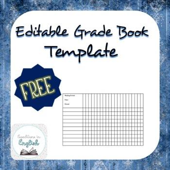 FREE Editable Grade Sheet Microsoft Word Format