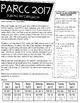 FREE Editable PARCC Parent Information Letter