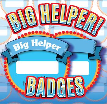 free editable pdf badges big helper blanks printable by melody