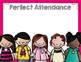{FREE} Editable Perfect Attendance and Honor Roll Signs or Certificates