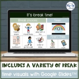 FREE Editable Schedules, Visuals & Expectations for Online