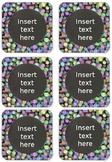 FREE Editable labels!