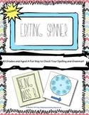 FREE Editing Spinner Wheel