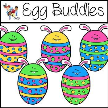 FREE! Egg Buddies