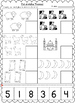 FREE Eid al-Adha Numbers Cut and Paste Worksheets(1-10)
