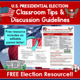 FREE! 2020 President Election Day Resources