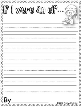 elf on the shelf writing paper pack by the moffatt girls tpt  elf on the shelf writing paper pack