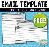 FREE Email Template Bundle {Zip-A-Dee-Doo-Dah Designs}