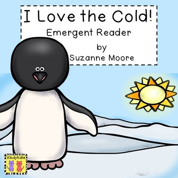 FREE Emergent Reader Polar Animals, Penguin, Polar Bear, Snowy Owl