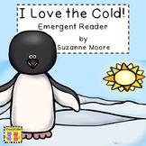 FREE Emergent Reader Polar Animals, Penguin, Polar Bear, S