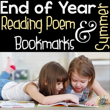 End of Year Poem:  The Reading Seed
