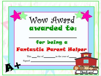**FREE** End of Year Certificates for Students ~ Super Cute Award Certificates
