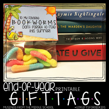FREE End-of-Year Gift Tags for Big Kids #EOYGiftsforBigKids