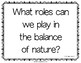 FREE Essential Questions Posters Benchmark Advance Focus Wall/Concept Board 6th