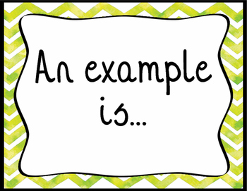 FREE Evidence Based Terms Posters