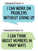 Student Friendly Common Core Mathematical Practices Posters