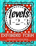 FREE Expanded Form Game: Levels 1-2-3