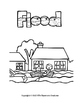 FREE Extreme Weather Coloring Pages