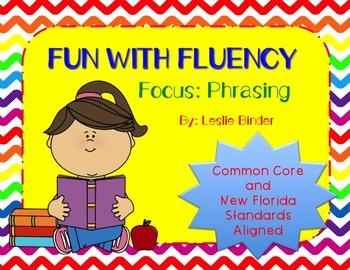 Fluency Practice-Focus on Phrasing {Freebie}