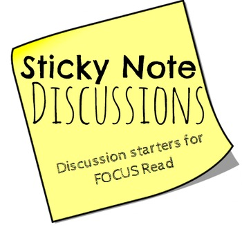 Sticky Note Discussions: Activities for FOCUS Discussions