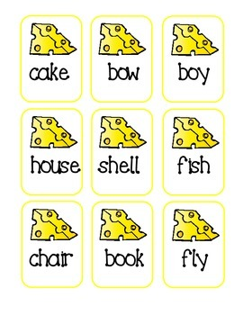 COMPOUND WORDS PACK! Worksheets / Word Game Cards