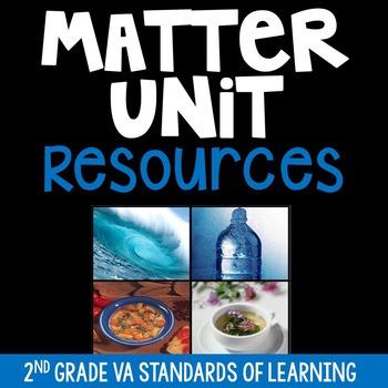 Matter Unit Resources