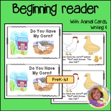 Do You Have My Corn? Interactive Emergent Reader