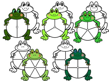 FREE FROGGY SPINNERS & SIGNS CLIP ART (27 images) Commercial Use
