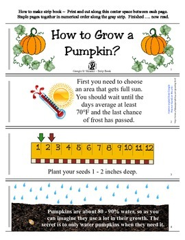 FREE Fall Fun Activity Set ~ Strip Reader, Activity Book & Multiplication Sheet
