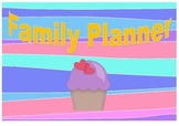 FREE Family Planner Weekly