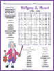 FREE Famous Composers Word Search