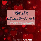 FREE February A Poem Each Week